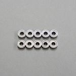 Mugen A2601/1, Bearings 3 x 6 x 2.5mm (10pcs): MTC1