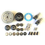 Mugen E2251, Center Differential Set 47T: MBX8, MBX7R, MBX7TR