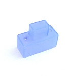 Silicone On/Off R/C Switch Cover, Blue, 10283