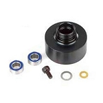 HoBao 84187 Hyper 1/8 Screw-On Clutch Bell Base: OFNA 18904