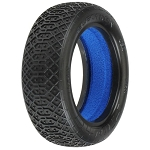 Proline 8239-17 Front 1:10 2wd 2.2 Electron Tires w/Foam: Clay (pair)