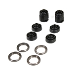 Losi TLR242018, TLR 8ight & 8ight-T 4.0 Axle Boot Set