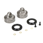 Losi TLR243034, TLR 8ight & 8ight-T 4.0 16mm Aluminum Bleeder Shock Caps (2)