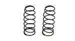 Losi TLR243015, TLR 16mm Front Shock Spring, 4.6 Rate, Silver (2): 8B 3.0