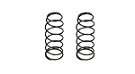 Losi TLR243017, TLR 16mm Front Shock Spring, 5.0 Rate, Black (2): 8B 3.0
