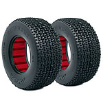 AKA Cityblock 2 Wide 1:10 Short Course Tires, Soft (2)