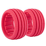 AKA Red Closed Cell Foam Inserts 1/10 Truck