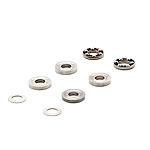 2.5x6x2.8mm Thrust Bearing: Blade 180 CFX