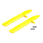 Yellow Fast-Flight Main Blade Set: mCP X BL