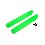 Green Hi-Performance Main Blade Set: mCP X BL