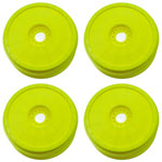 1:8 Buggy Wheels, Borrego 8, Yellow (4)