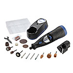 Dremel Multipro Cordless 2 Speed with 15 Accessories