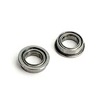 5x8x2.5mm Flanged Ball Bearing Set (2)