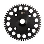 LOSA3555, Lightweight Center Diff 50T Spur Gear, Losi 8ight/8T