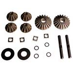 LOSB3569, Differential Gear Set With Hardware: Losi Ten-Scte