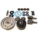 Mugen E2209, Center Differential Set: MBX7