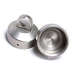 Mugen E2522, Aluminum Damper Cap for 16mm Shock (2): MBX8/7 MGT7