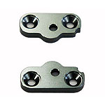 Mugen T2131, Front Upright Upper Plate B (2pcs): MTX5