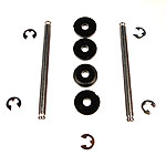 HoBao 87047, Hyper 7 Rear Outer Suspension Pins: OFNA 19047