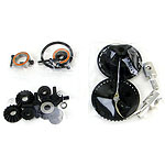 Complete Gear Differential Kit: H4e: OFNA 22299