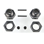 HoBao 94018, Hyper MT Wheel Hex Hub & Nut: OFNA 27418
