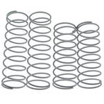 HoBao 87421, Hyper 17mm Shock Spring Set (572 N/M, 534 N/M) Gray: OFNA 29126