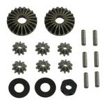 HoBao 89126, Spider Diff Bevel Gear Set, Hyper 9 Star: OFNA 29153