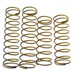 OFNA Super Soft 16mm Shock Spring Set, Yellow (389A) 41014