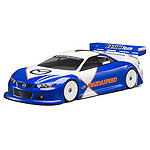 Protoform Mazda Speed 6 Lightweight 190mm Clear Body