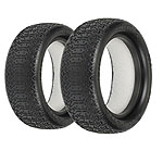 Proline 1:10 Front 4wd Buggy Ion Tires, Black