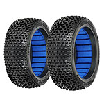 Proline 9045-034 1/8 Buggy Bowtie 2.0 Mounted Tires, X4 (pair)