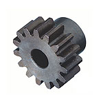 22T Hard 5mm Mod 1 Pinion Gear