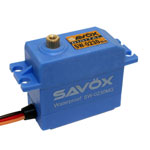 Savox Waterproof SW-0230MG Servo .13sec/111oz