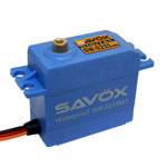 Savox Waterproof SW-0231MG Servo .15sec/208oz