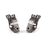 Losi TLR234026, Alum Castor Block Set, 15 degrees: 22-4
