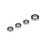 Losi TLR237002, Steering Bearing Set (4): 22-4