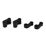 Losi TLR244010, Wing Spacer Set, .250 & .500: 8IGHT Buggy 3.0