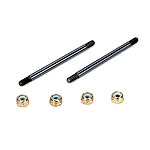 Losi TLR244012, Outer Hinge Pins, 3.5mm (2): 8IGHT Buggy 3.0