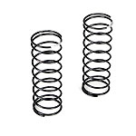 Losi TLR5181, Front Shock Spring, 3.2 Rate, Silver, TLR 22T