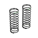 Losi TLR5182, Front Shock Spring, 3.5 Rate, Green, TLR 22T