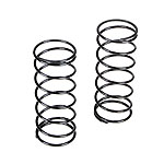 Losi TLR5184, Front Shock Spring, 4.1 Rate, Black: 22T 22SCT