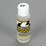 Losi TLR74005, Silicone Shock Oil, 27.5wt, 2oz