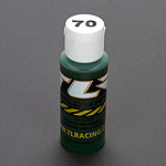 Losi TLR74015, Silicone Shock Oil, 70 Wt, 2 Oz