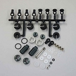 New Damper Set (Front/Rear): MRX5, MTX6 (pair)