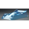 RJ Speed 1/10 962 Style GTP Clear 200mm Body