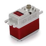 JR DS8711HV High-Voltage Ultra Torque Servo 0.12sec/480oz