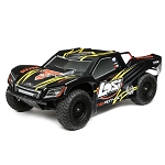 Losi Tenacity 1/10 4wd SCT Ready to Run w/AVC: Black/Yellow