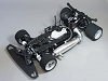 Mugen Seiki MRX6X 1/8 On-Road Chassis Kit: H2008