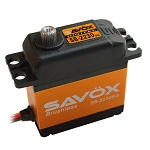 Savox SB-2230SG HV Brushless Digital Tall Servo 0.13/583 @7.4V