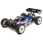 TLR 8ight X-E 1/8 4WD Electric Buggy Race Kit: Losi TLR04008